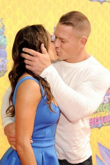 Nicki bella porn kiss