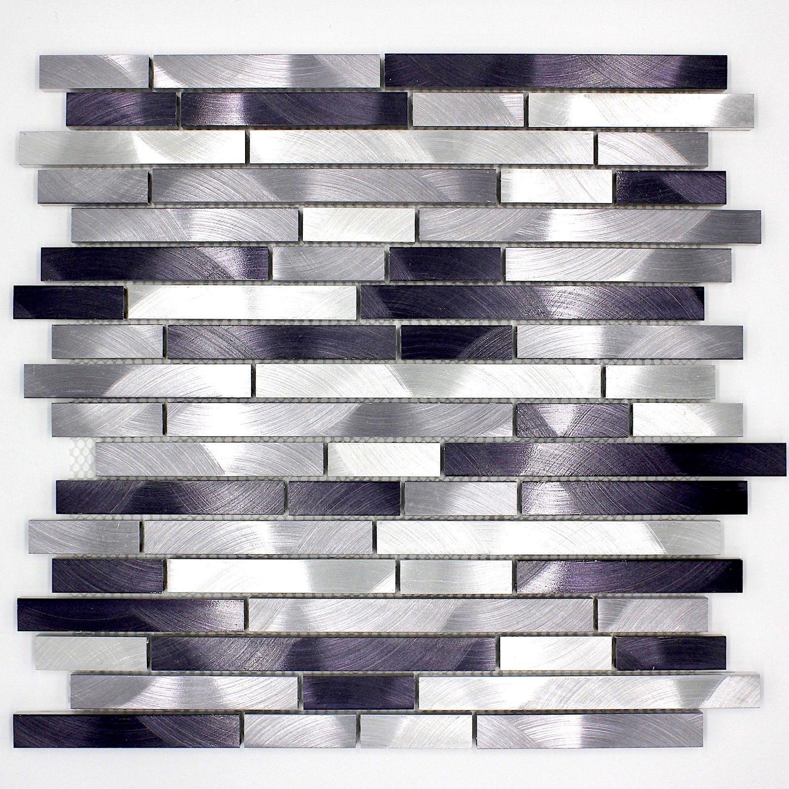 Gedeckten Tisch Kuche Fliesen Aluminium Mablegri Länge - Fliesen 80 x 30