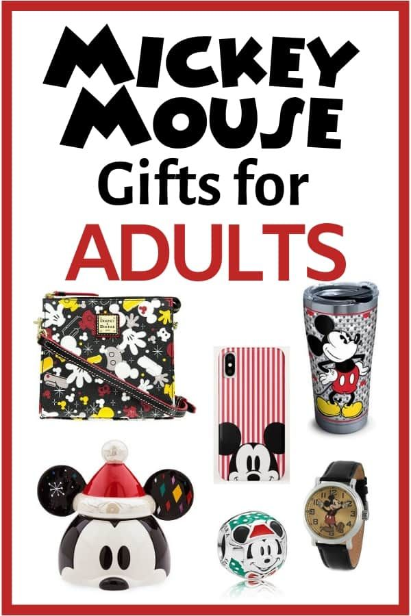 Awesome Mickey Mouse Gifts For Adults Holidays Disney