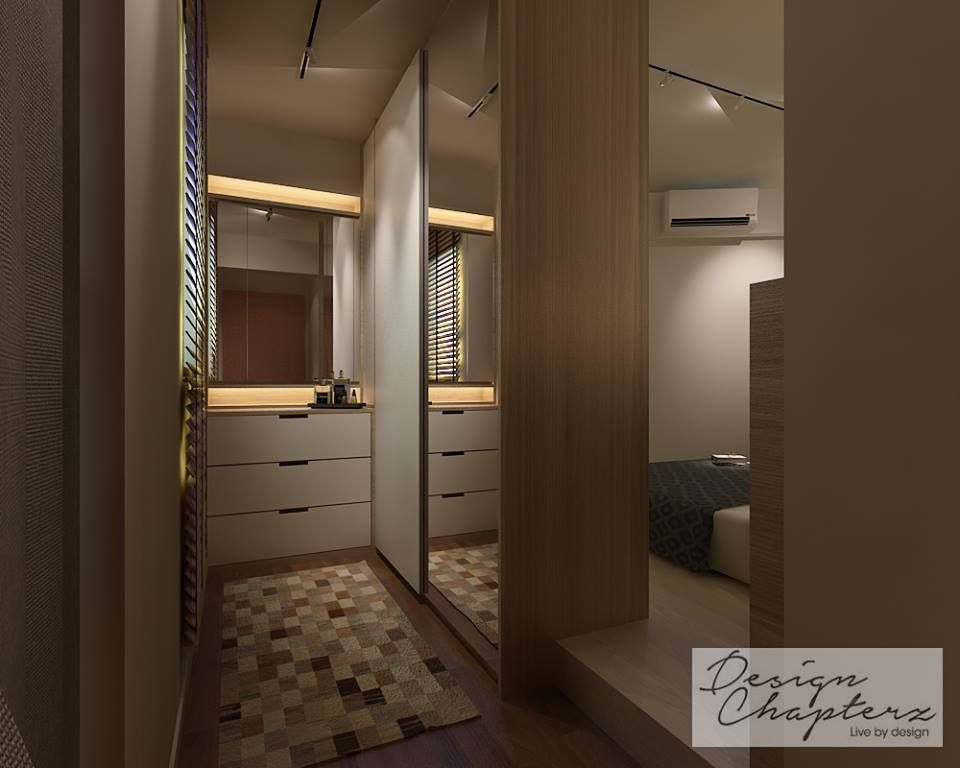 Design Chapterz Modern Master Bedroom Walk In Wardrobe Jpg 960 768 Pixels Modern Master Bedroom Stylish Bedroom Bedroom Design
