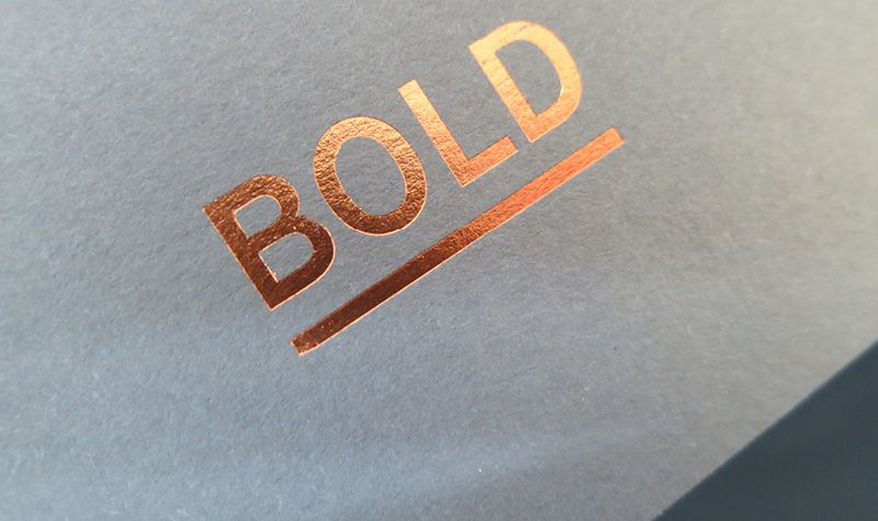 Metallic Ink Copper Foil Business Cards Foil Business Cards Foil Stamped Business Cards