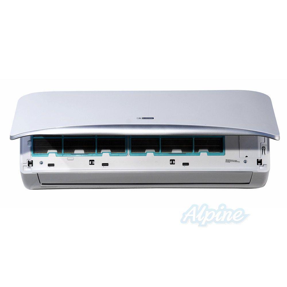 Blueridge 12 000 Btu 19 Seer Ductless Mini Split Heat Pump W Wifi In 2020 Heat Pump System Heat Pump Air