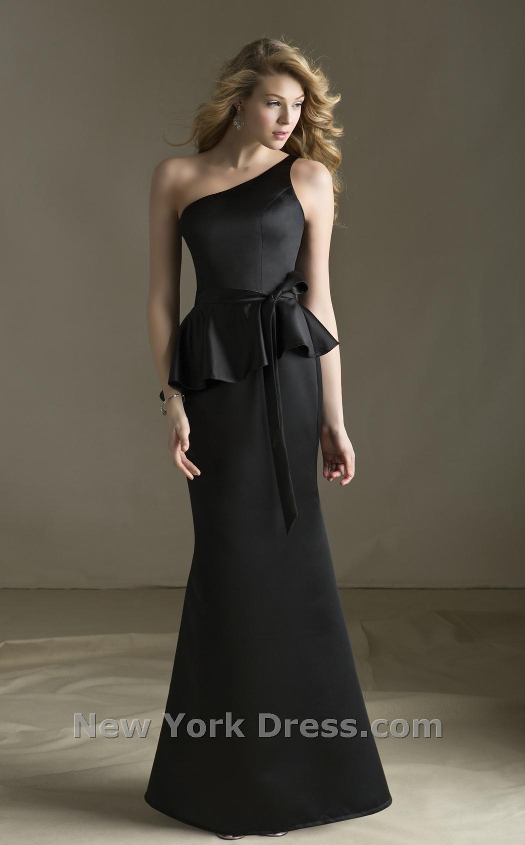 Lavish asymmetrical peplum dress mori lee 681 40 aos bridesmaid lavish asymmetrical peplum dress ombrellifo Images