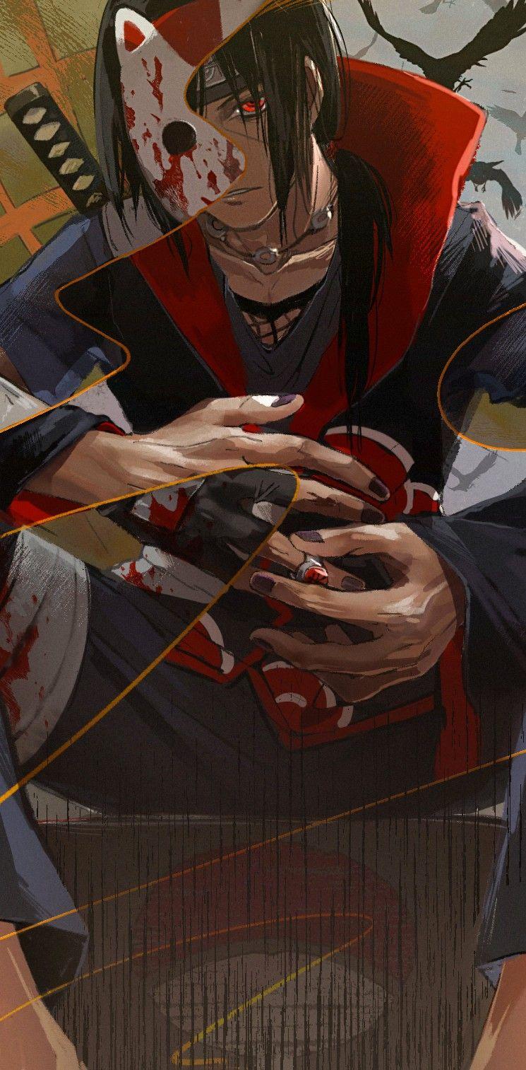 Photo of | Save & Follow | Itachi Uchiha • Naruto Shippuden