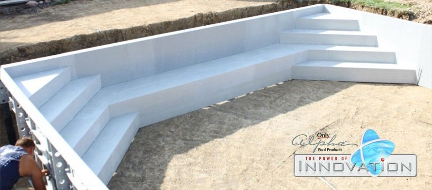 The Wonderful Ideas Above Ground Pool Stairs Steps : Above ...