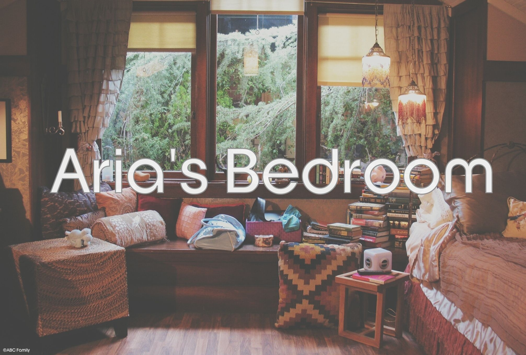 We Love All The Furniture And Decor In Aria's Bedroom