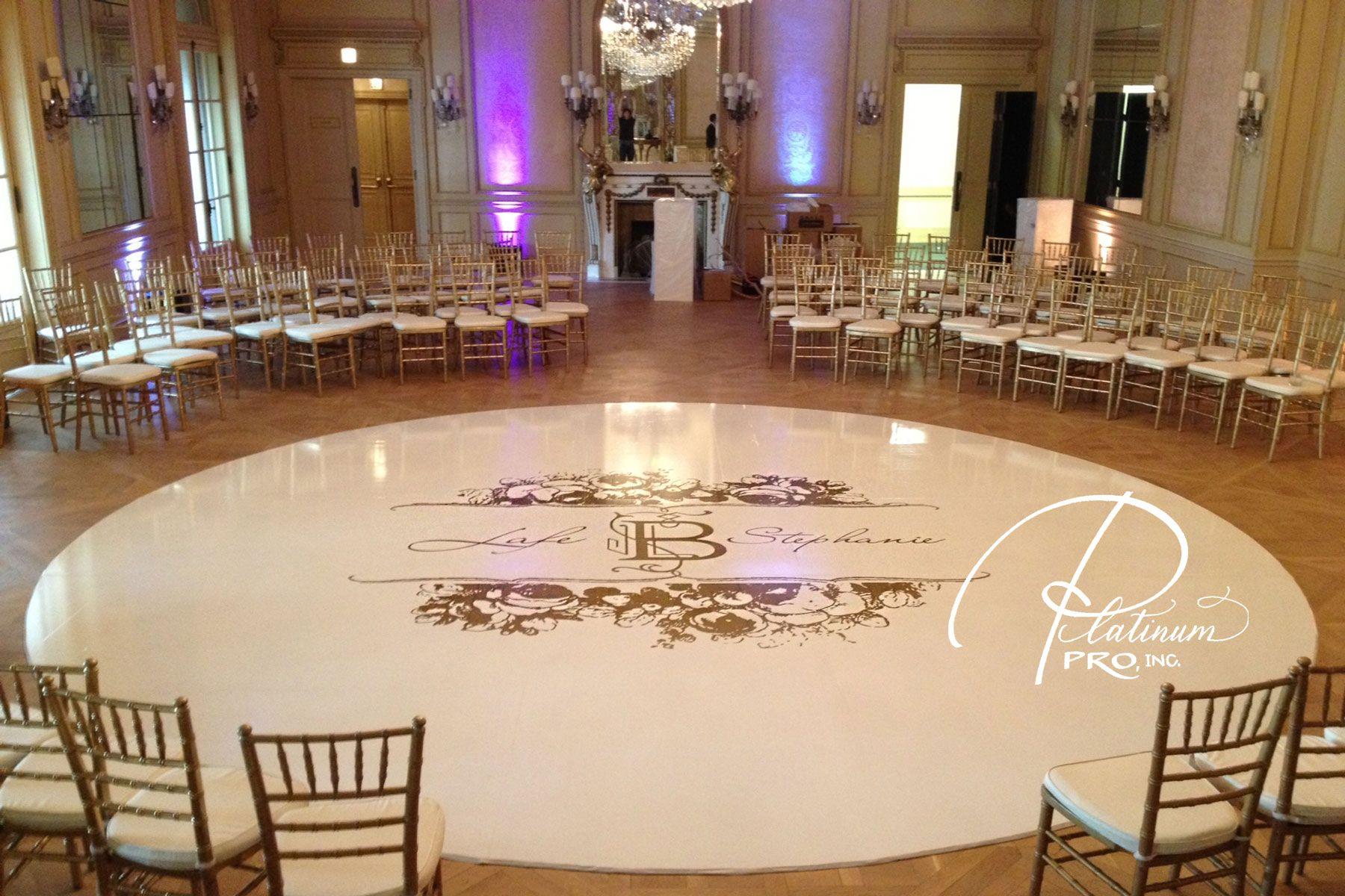 White Dance Floor Cover Dance Floors Floor Covering
