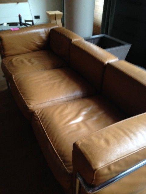Canape Lc2 Le Corbusier Le Corbusier Canape Salon Canape