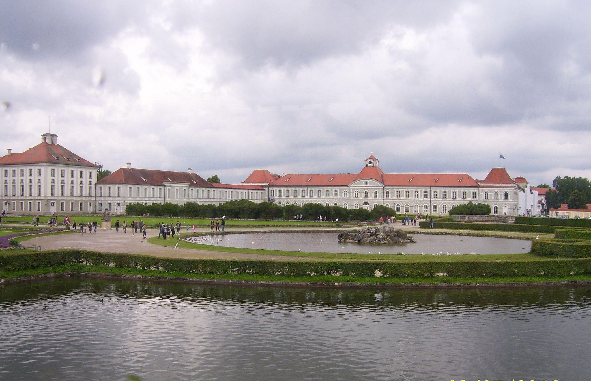 Castle Nymphenburg...Munich