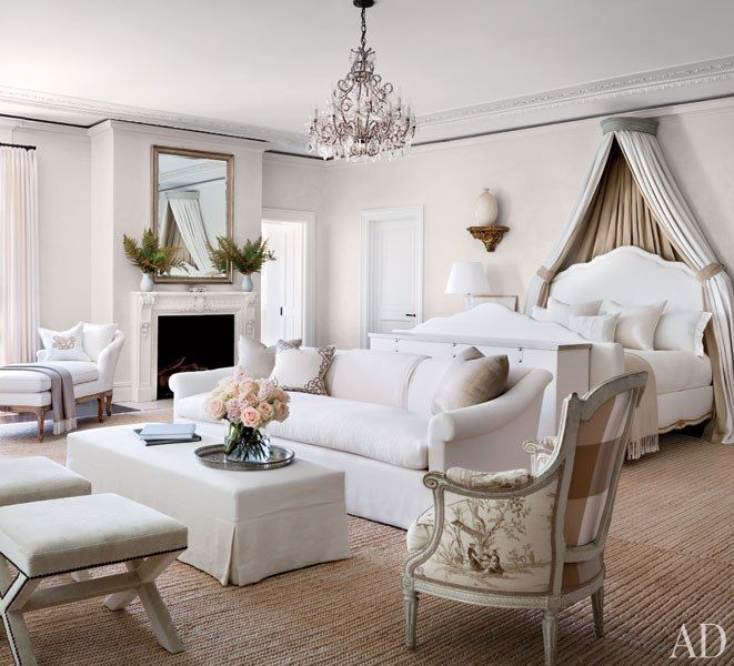 See How Vince Camuto Restored His Jazz Age Manor In The Hamptons Bedroom Design Home Bedroom Home