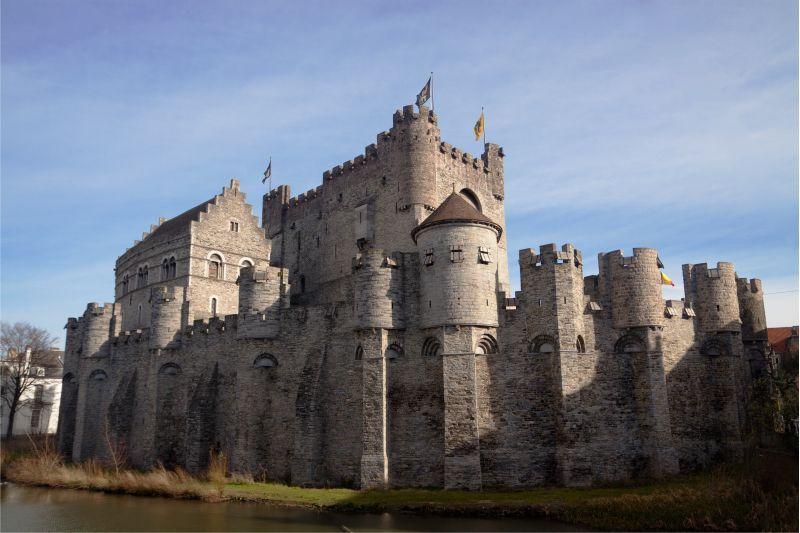 Burgen Und Schlosser Ritterburg Festungen