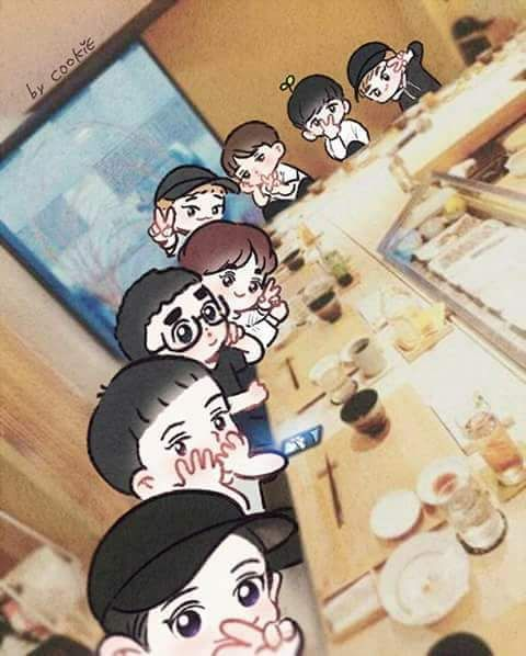 Chanyeol #Sehun #DO #Suho #Chen #Kai #Baekhyun #Xiumin KPop - häcker küchen münchen