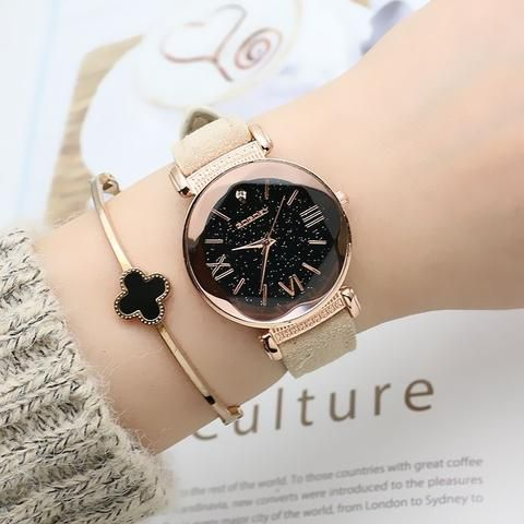 f69e6882477e Gogoey Brand Rose Gold Leather Watches – Artemis