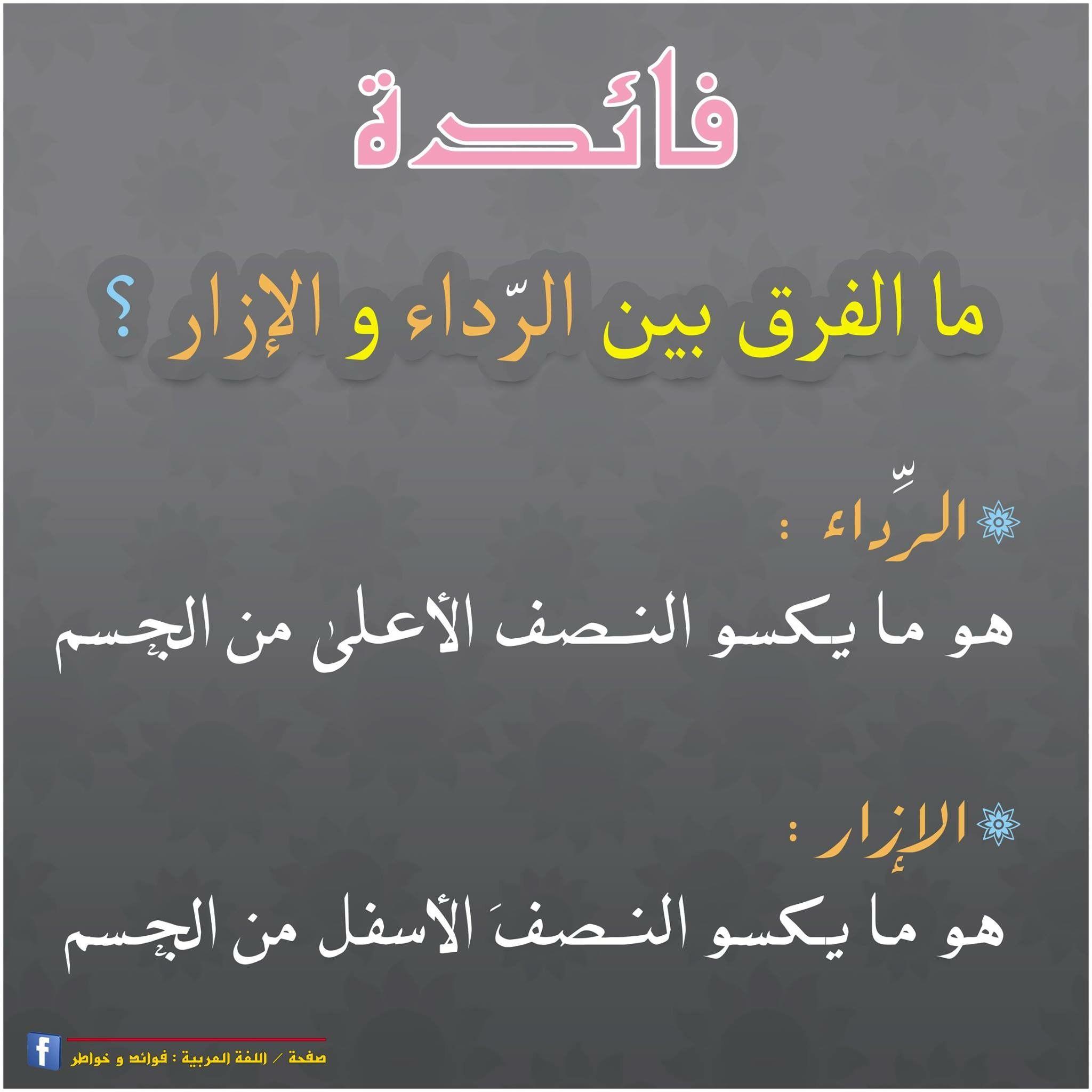 Pin By Khaled Bahnasawy On لغتنا العربية Writing Words Arabic Language Beautiful Arabic Words