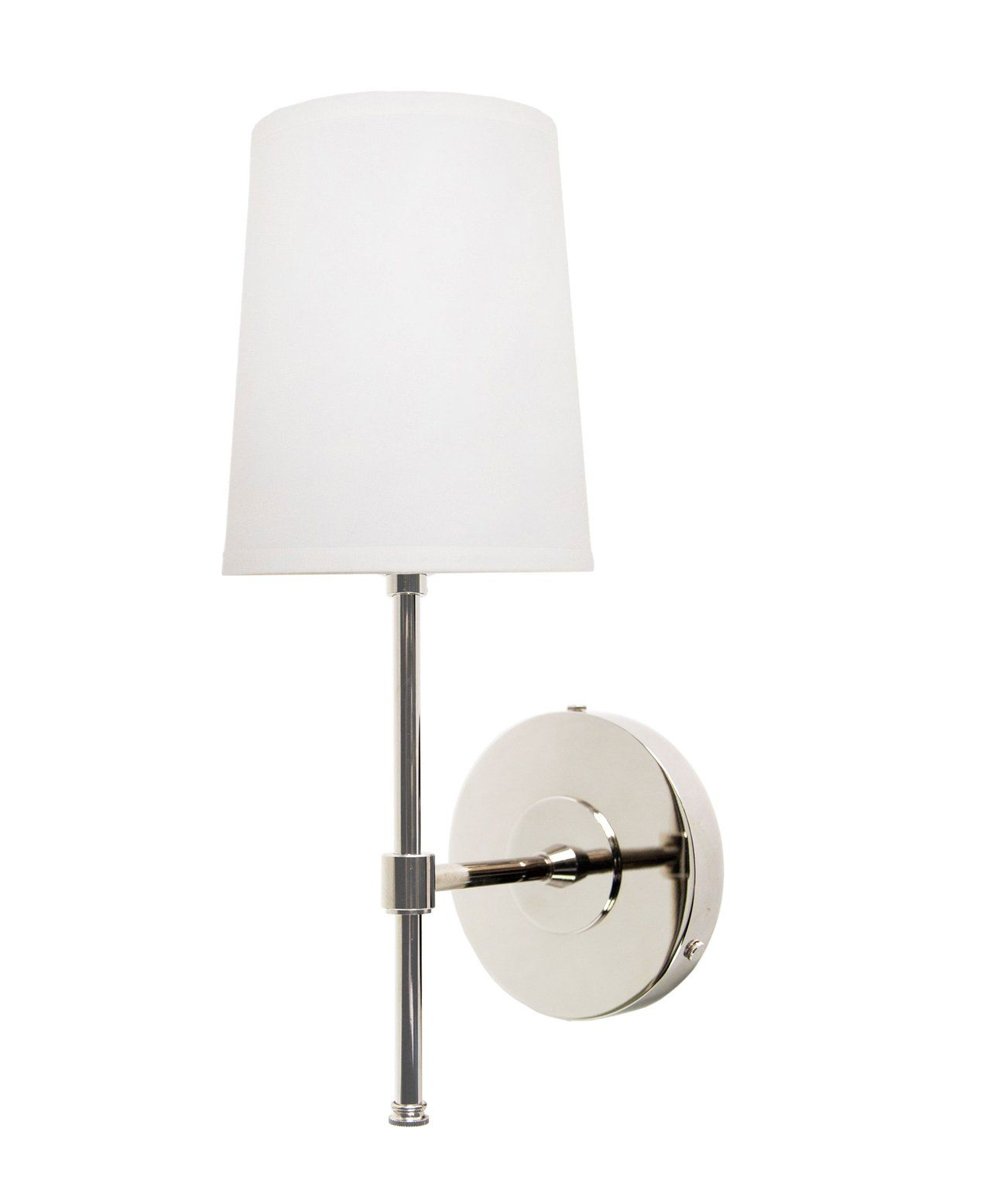 Annapolis Wall Sconce With Linen Shade