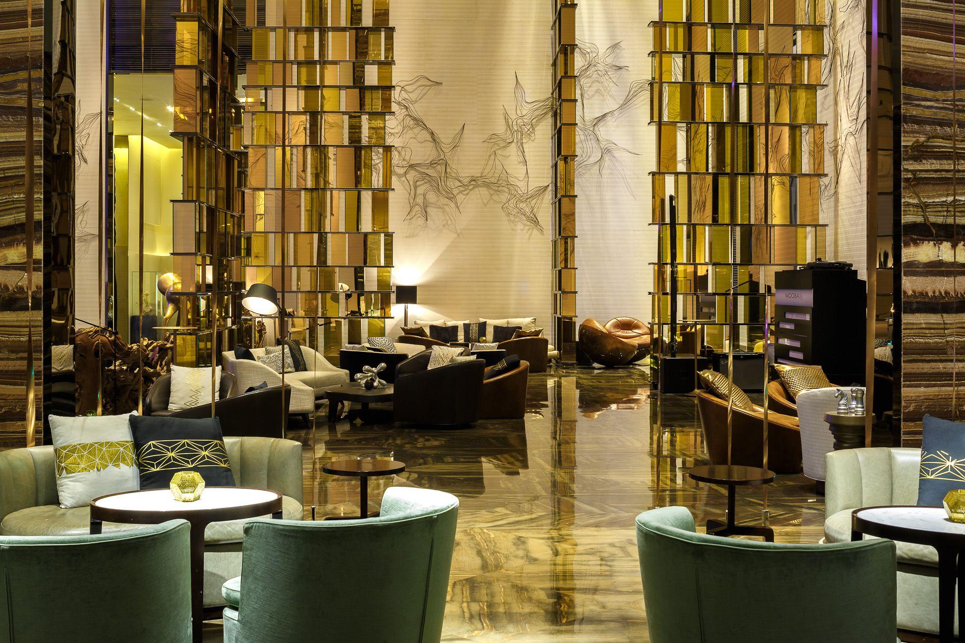 Image result for W Guangzhou Hotel yabu