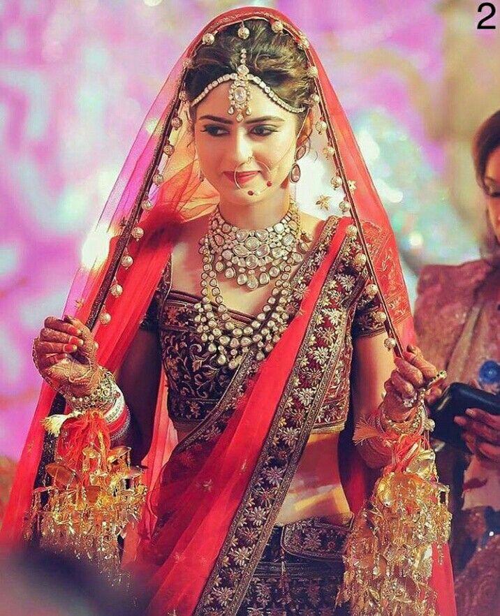 Pin by on¡..!!😍 on ..dülhns.. Indian wedding, Bridal