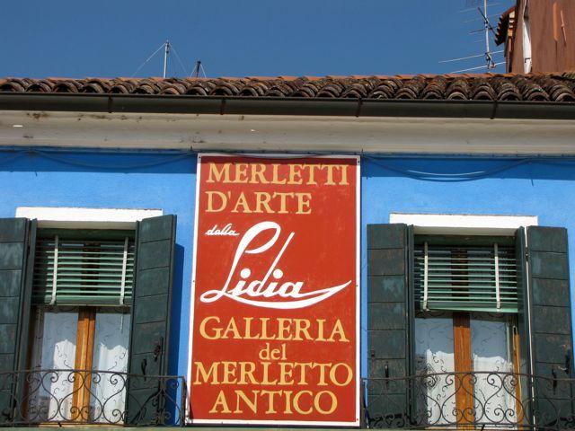 FACADE IN VENICE, ITALY