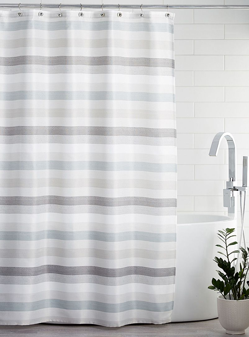 Buy Shower Curtains Online Ocean Horizon Shower Curtain In 2019 102 Marronniers Fabric