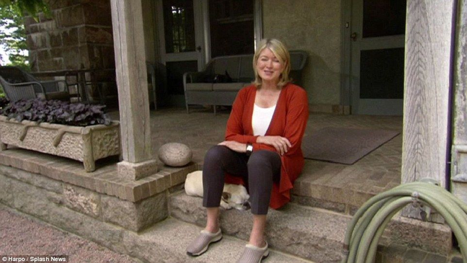 My Favourite Place Martha Stewart Opens Up Her Maine Summer Home Summer House Martha Stewart Edsel Ford