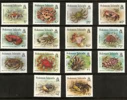 crabs on stamps - Google Search