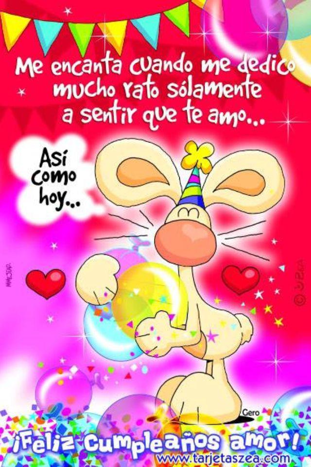 Cumpleaños PELANAS Pinterest Cumpleaños, Feliz cumpleaños y