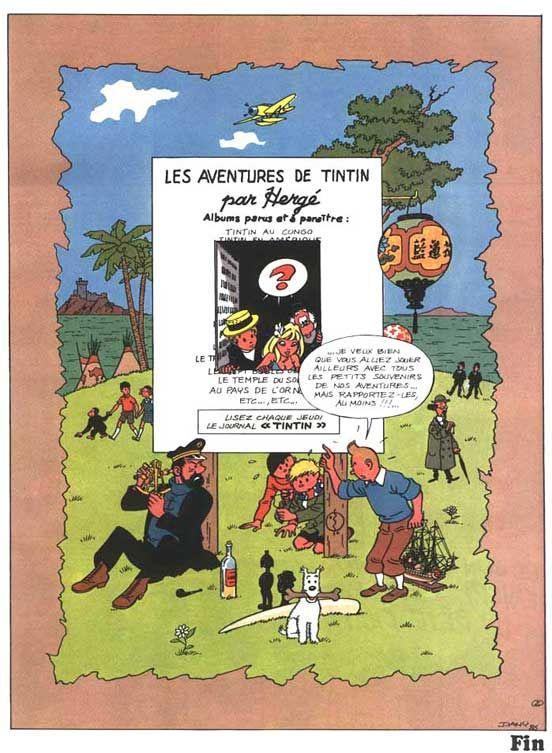 Tintin a 40 ans - Dany