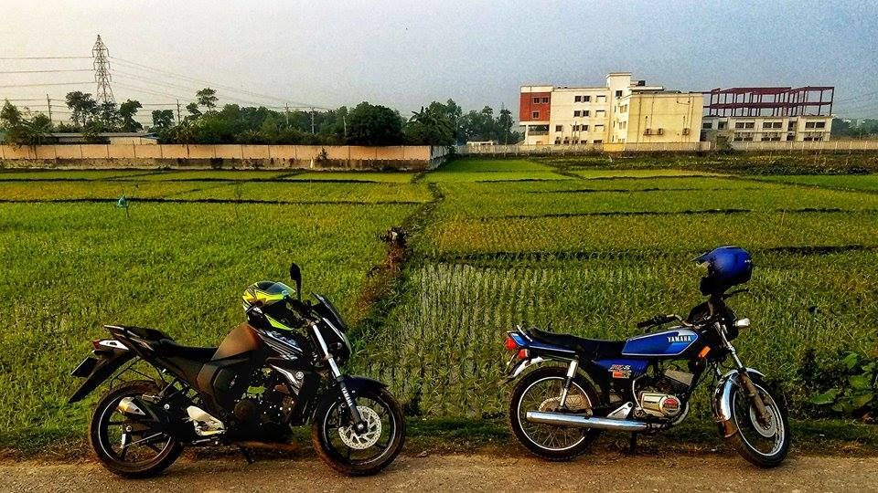 একই ফ র ম ইয ম হ র দ ই প রজন ম ছব Tahmid Al Quayum Y Moped Motorcycle Vehicles