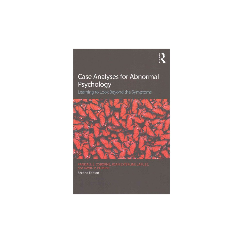 Case analyses for abnormal psychology learning to look beyond the case analyses for abnormal psychology learning to look beyond the symptoms revised fandeluxe Choice Image