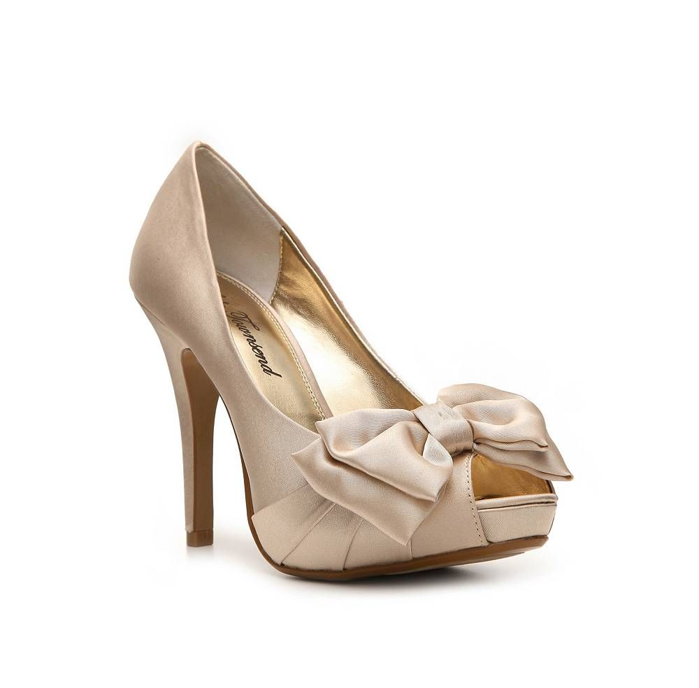 Bridal Shoes Dsw: Evening & Wedding Pumps For Women