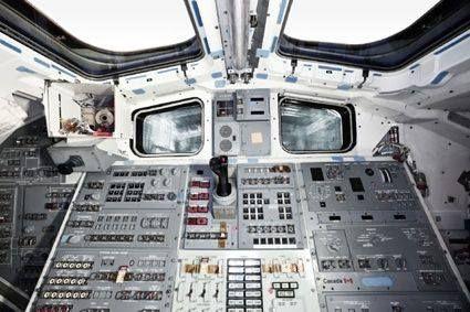 space shuttle controls