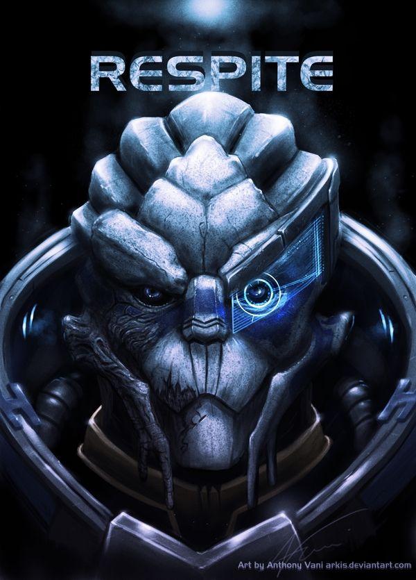 Mass Effect 3 - Respite / Garrus