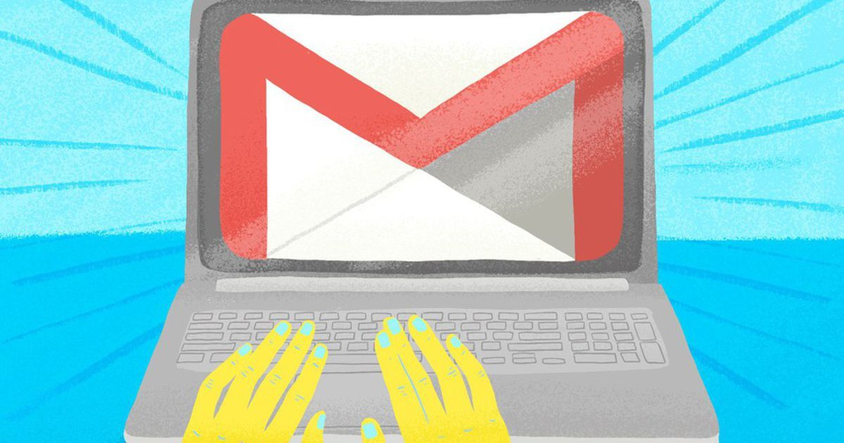 how to read all emails on gmail iphone