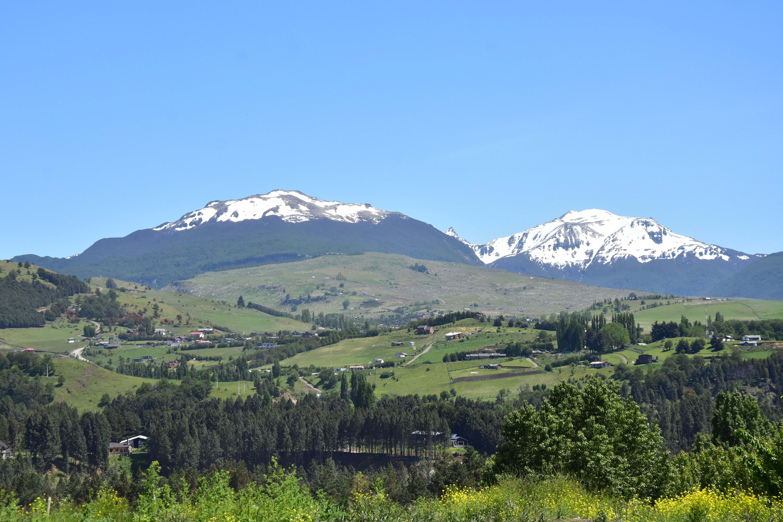 Vistas llegando a Cerro Castillo