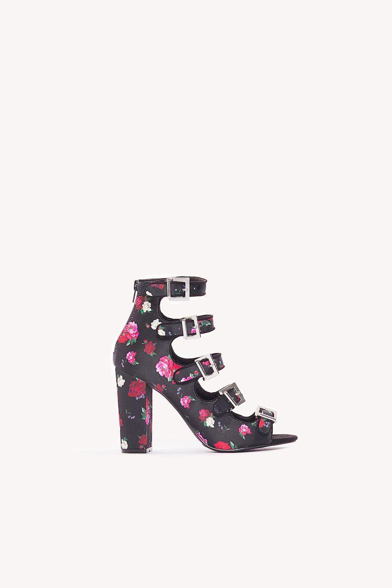 c29467d66b NA-KD SHOES | Multi Buckle High Heels #Shoes #NA-KD SHOES | Fashion ...