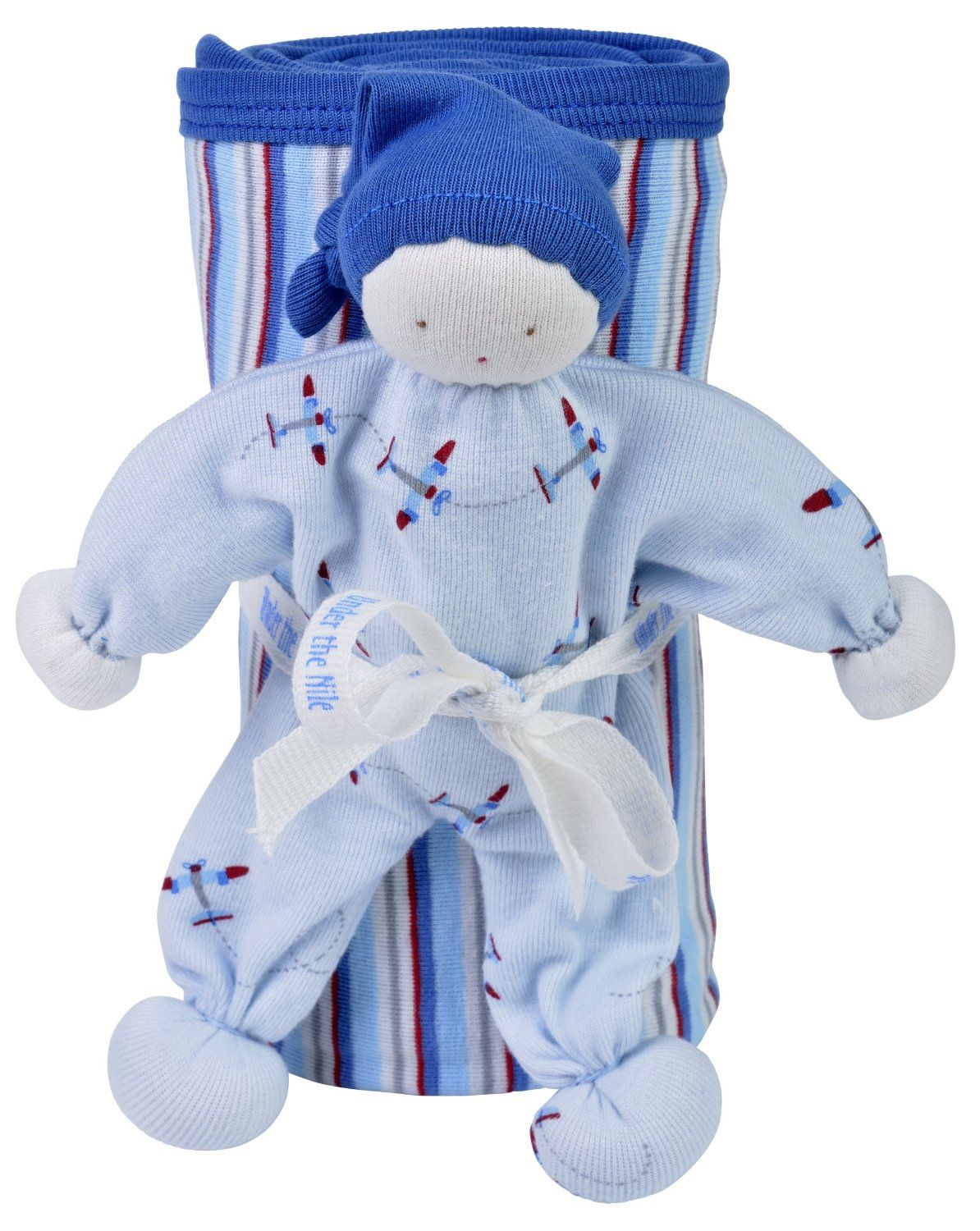 Under the Nile Up Up and Away Stroller Blanket Gift Set - City of Sleep $31.99