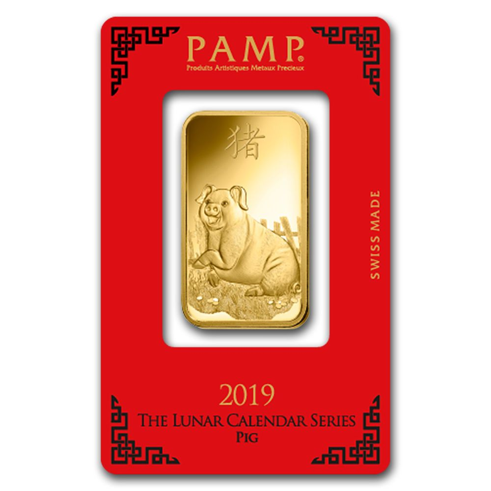 Details About 1 Oz Gold Bar Pamp Suisse Year Of The Pig In Assay Sku 173456 Gold Bar Gold Bars For Sale Sugar Baby Dating