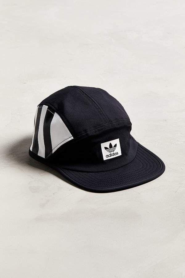 fb84d1d32d95a adidas Originals Three-Stripes Camper Hat