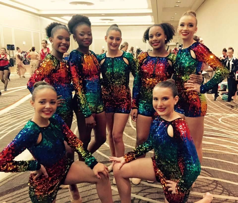 Our Cast Company Girls Danced Their Hearts Out This Weekend In Orlando At The Tremaine Convention 1st 2nd And 3rd Place Tro Girl Dancing Dance Studio Dance