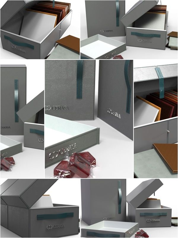 cerasa packaging pogetto raccoglitori campioni e cataloghi dell ... - Athena Arredo Bagno