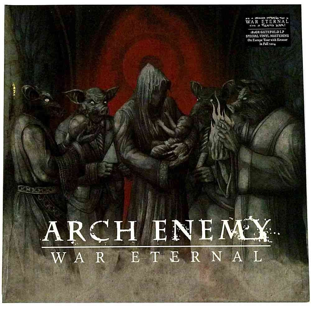Arch Enemy Quot War Eternal Quot Arch Enemy Album Covers Rock