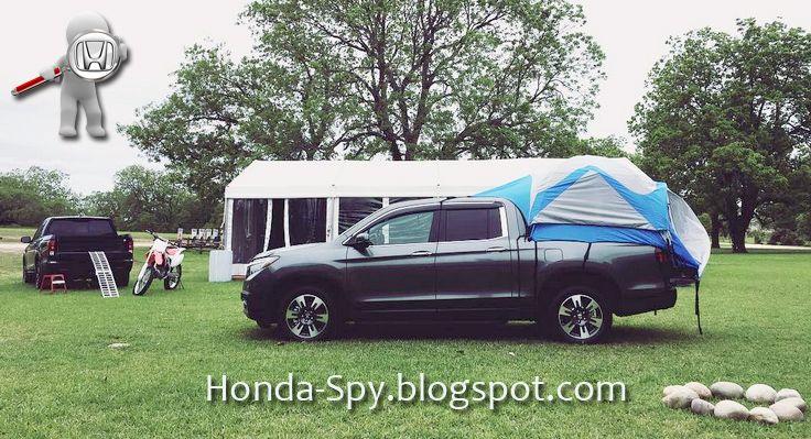 2017 Honda Ridgeline Tent Bed Camping