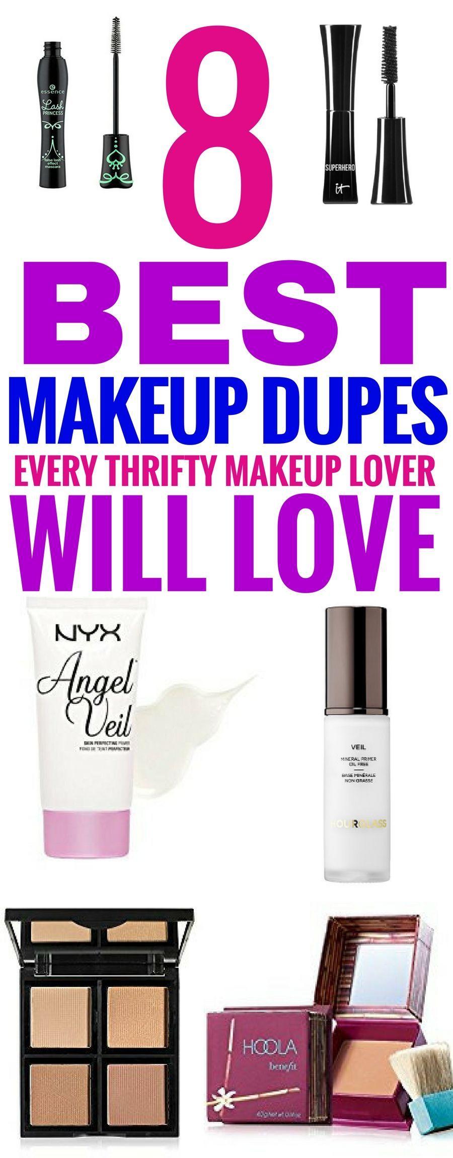 Photo of Beste Make-up-Dupes für Leute, die spen wollen
