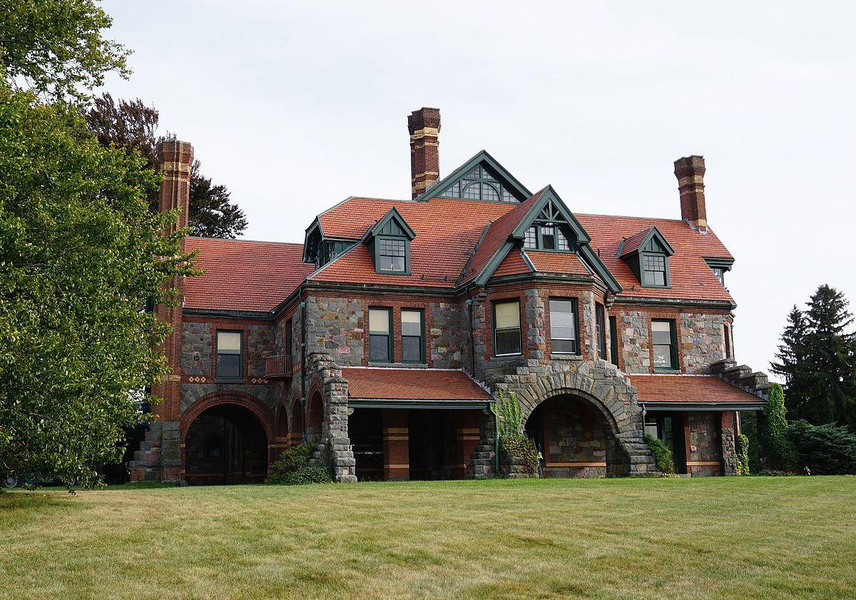 Eustis Estate Canton Ave Milton Massachusetts Eustis Mansions Mansions Homes