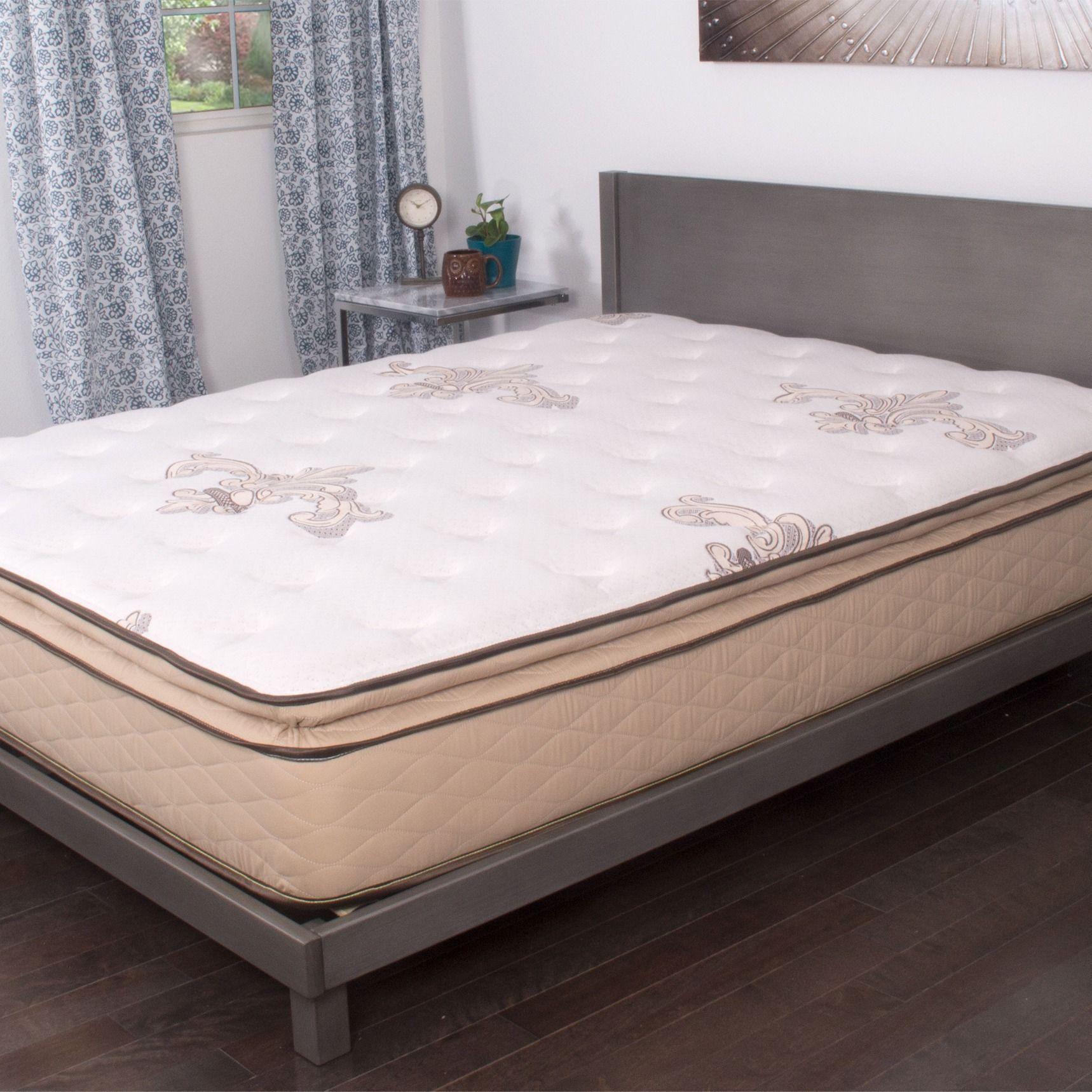 Nuform 11 Medium Soft Pillow Top Mattress Soft Pillows Pillow