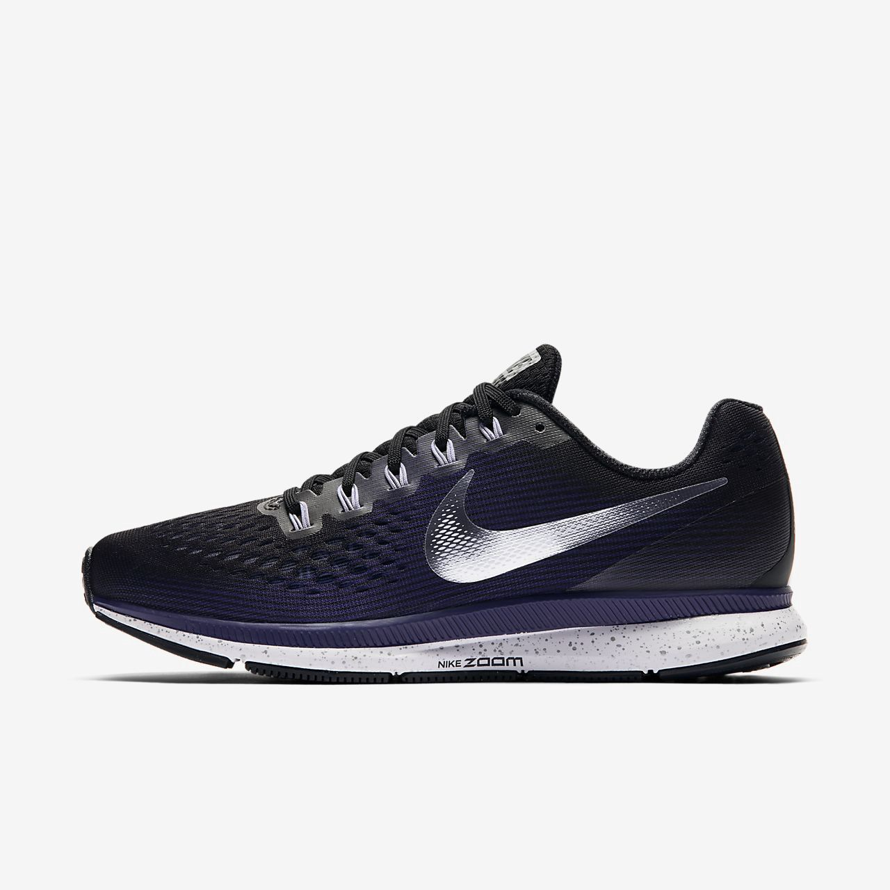 Nike Air Zoom Pegasus 34 (Wide) Women's Running Shoe 10