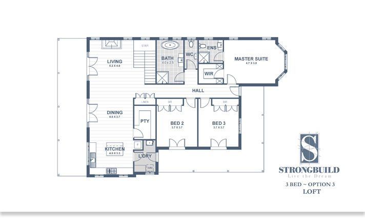 STRONGBUILD HOME BUILDERS