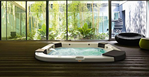 Best Indoor Jacuzzi Design 71 Spa Interieur Jacuzzi Design