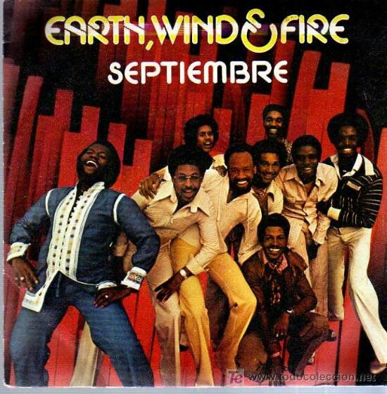 earth, wind and fire september - photo #20
