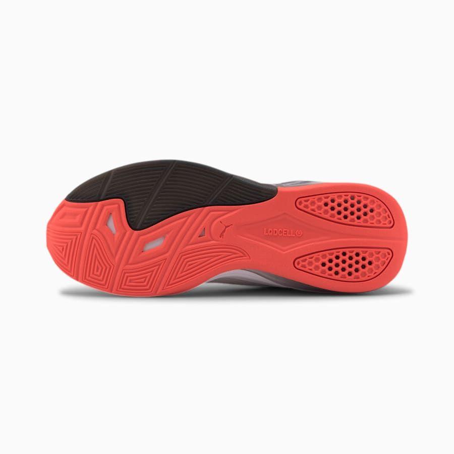 PUMA Lqdcell Tension Mens Training Shoes in WhiteLava Blast size 105